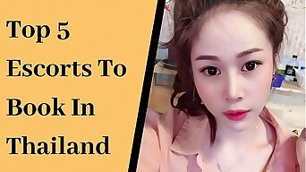 Top 5 Escorts To Book In Thailand