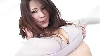 Beautiful Japanese lady fucking - More at www.JAVoasis.com